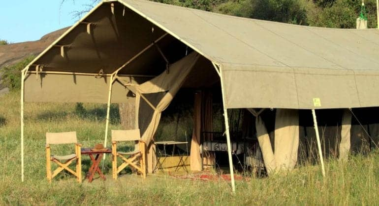 Intimate Camps Tent