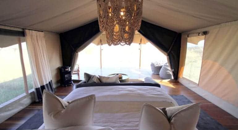 Siringit Serengeti Camp Tent