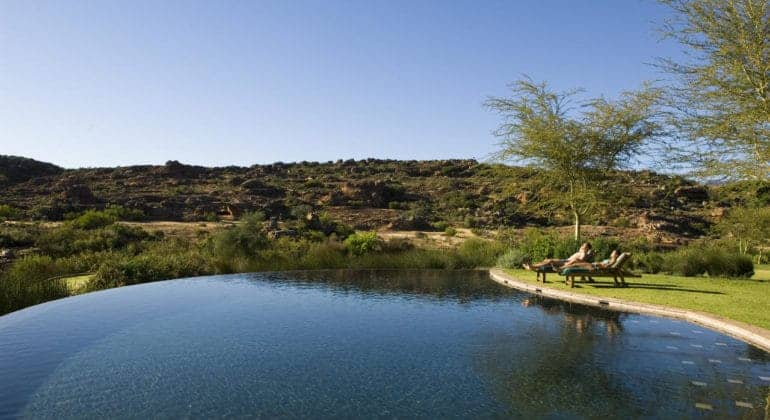 Bushmans Kloof Pool