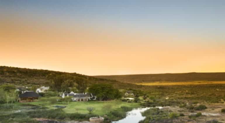Bushmans Kloof View