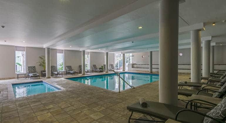 Fancourt Hotel Pool