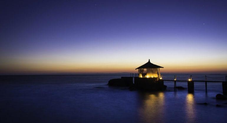 Kaya Mawa Spa At Sunset