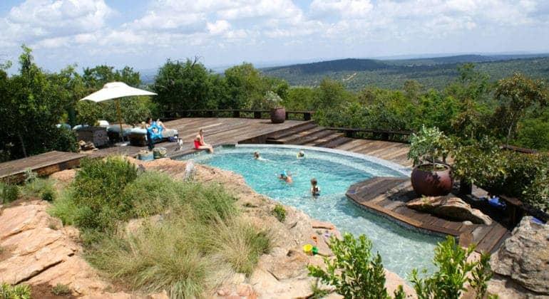 Leobo Private Reserve Pool