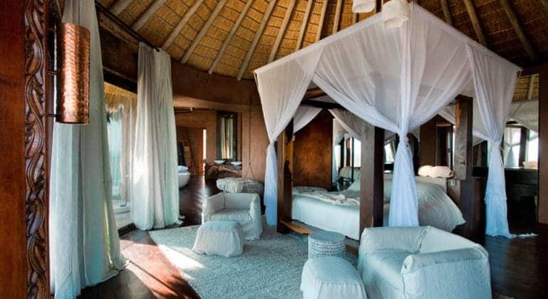 Leobo Private Reserve Rooms