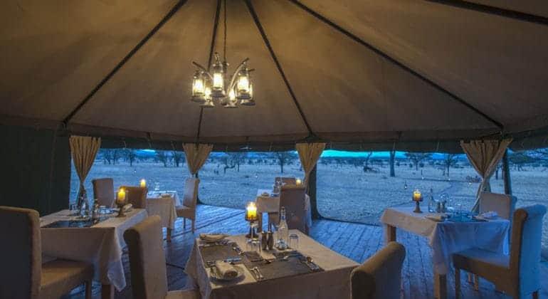 Nimali Central Serengeti Dining