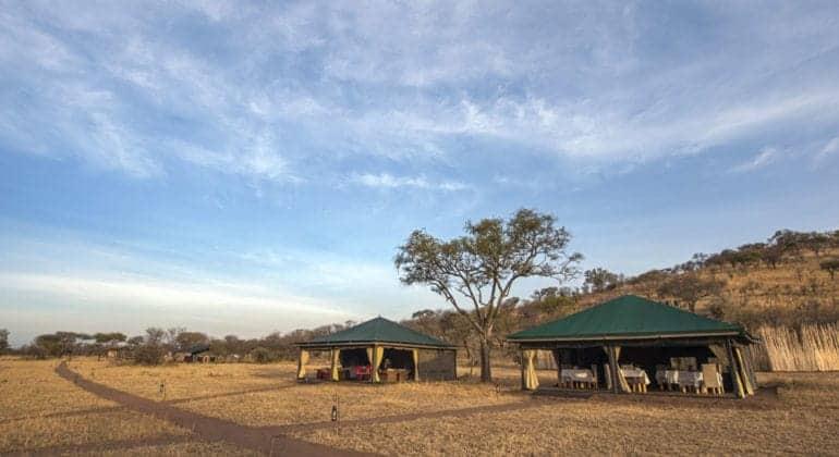 Nimali Central Serengeti Tents