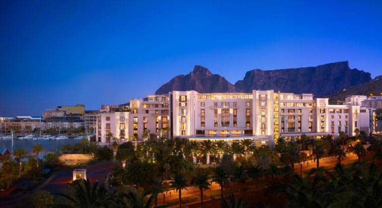 One & Only Cape Town Spa Garden