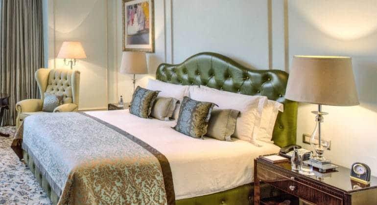 Taj Cape Town Club Room