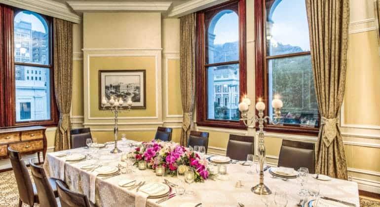 Taj Cape Town Dining