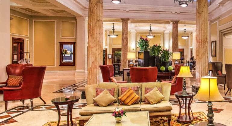 Taj Cape Town Lobby Lounge