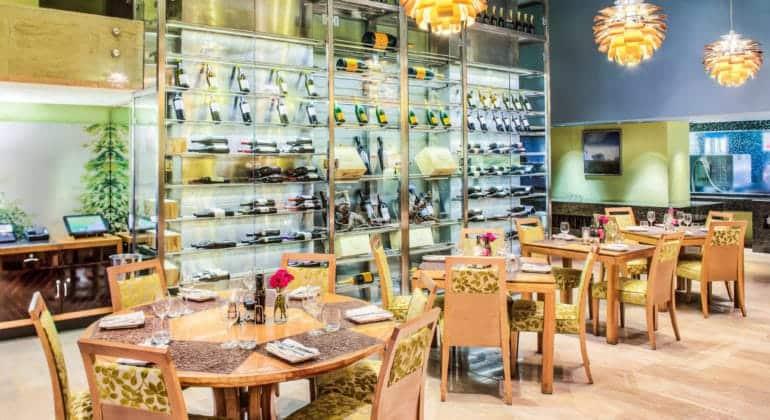 Taj Cape Town Restaurant