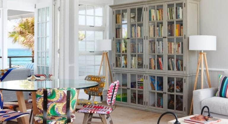 Thanda Island Library