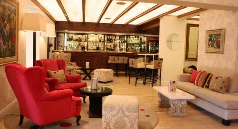 The Cellars Hohenort Bar