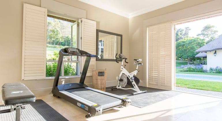 The Thatch House Gym