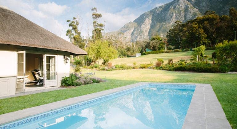 The Thatch House Pool