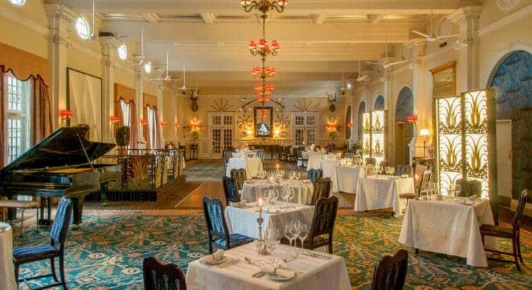 The Victoria Falls Hotel Restaurant 1