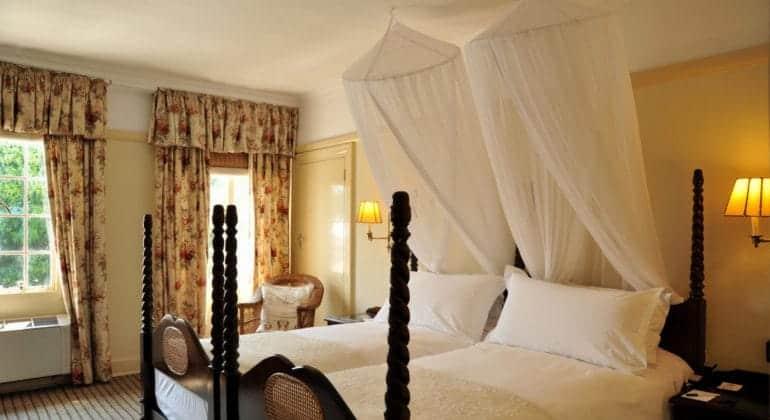 The Victoria Falls Hotel Standard Room