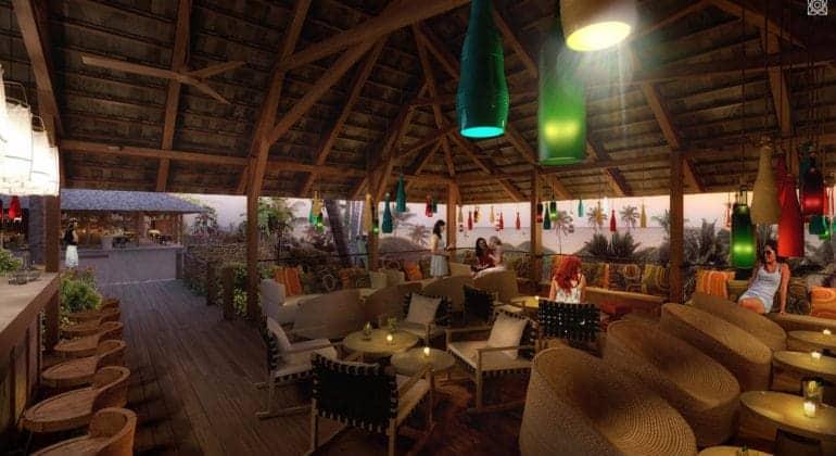 Zuri Zanzibar Hotel & Resort Main Bar