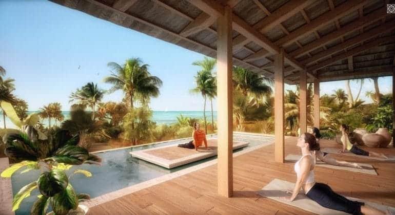 Zuri Zanzibar Hotel & Resort Yoga Deck