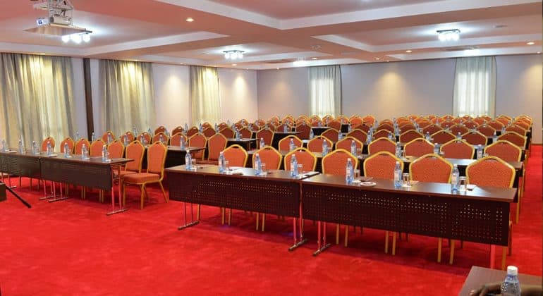 Ngong Hills Hotel Conference Room