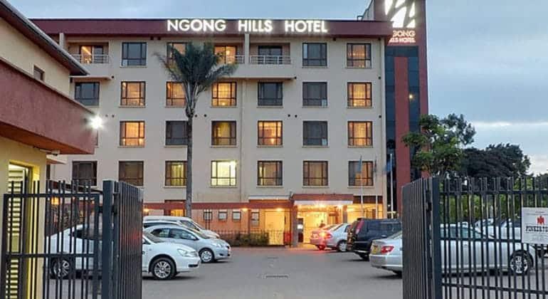 Ngong Hills Hotel Exterior