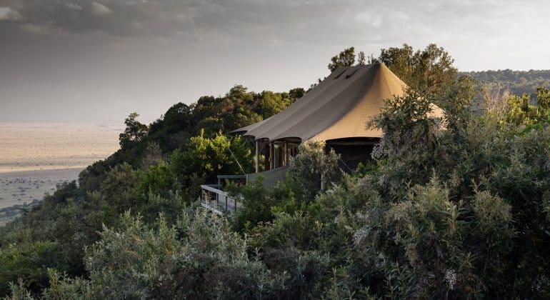 Angama Mara Tent