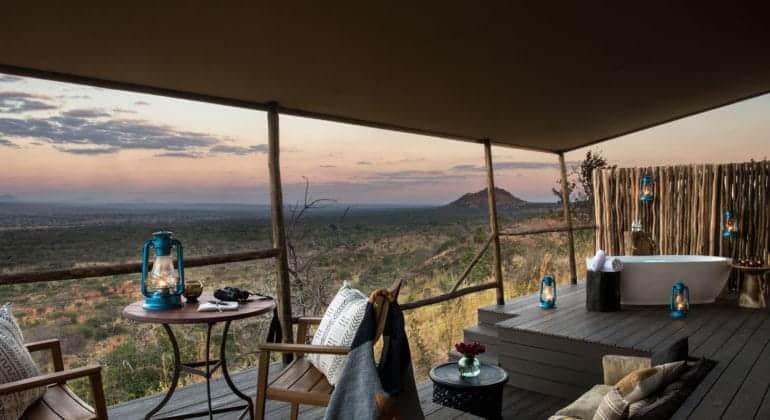 Lemala Mpingo Ridge Deck