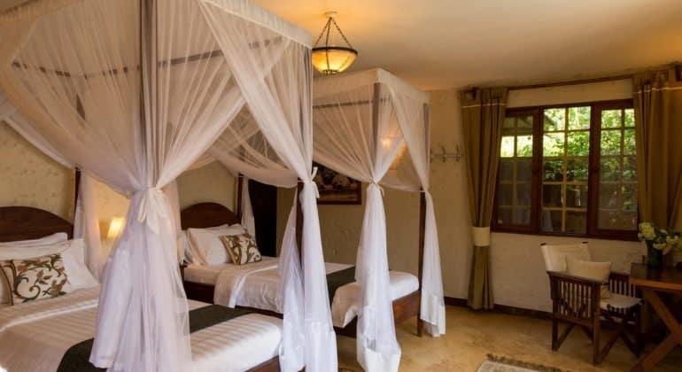 Kili Villas Bedroom