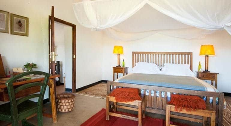 Sosian Lodge Family Room