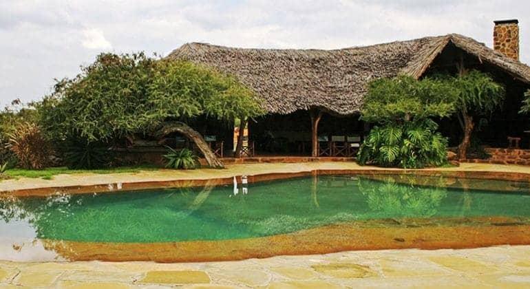 Sosian Lodge Pool