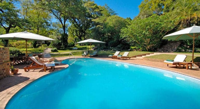 Stanley & Livingstone Boutique Hotel Pool