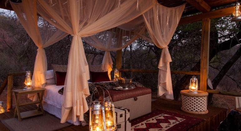 Tintswalo At Lapalala Outdoor Sleeping For Stargazing
