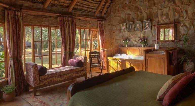 Laragai House Cedar Wing