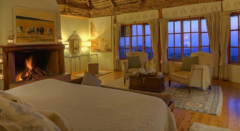 Laragai House Rooms