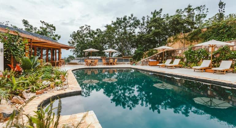 The Retreat Pool 1