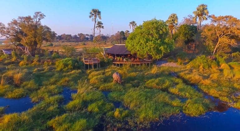 Delta Camp View