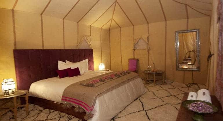 Erg Chebbi Bedroom 1