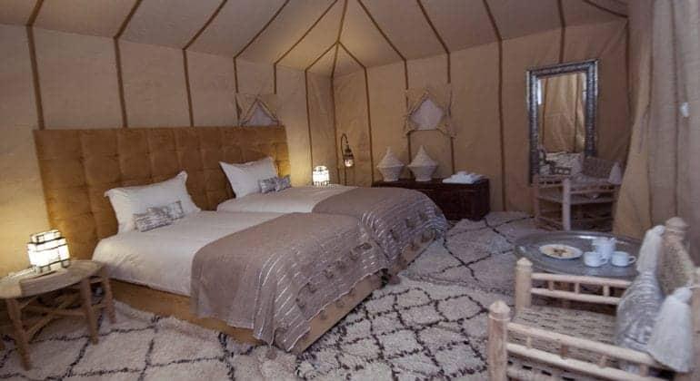 Erg Chebbi Bedroom
