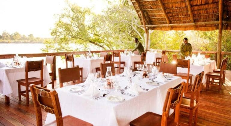 Ila Safari Lodge Restaurant