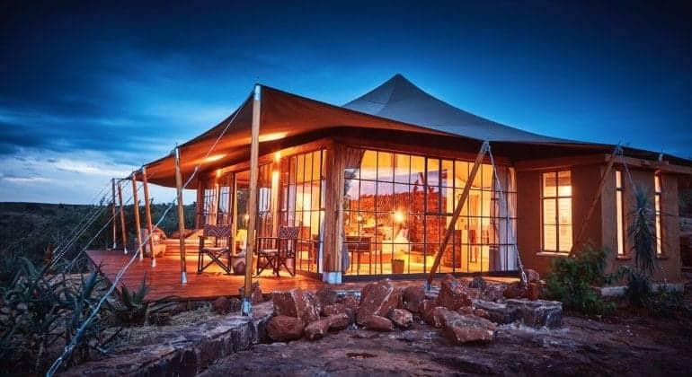 Elewana Lodo Springs Tent View