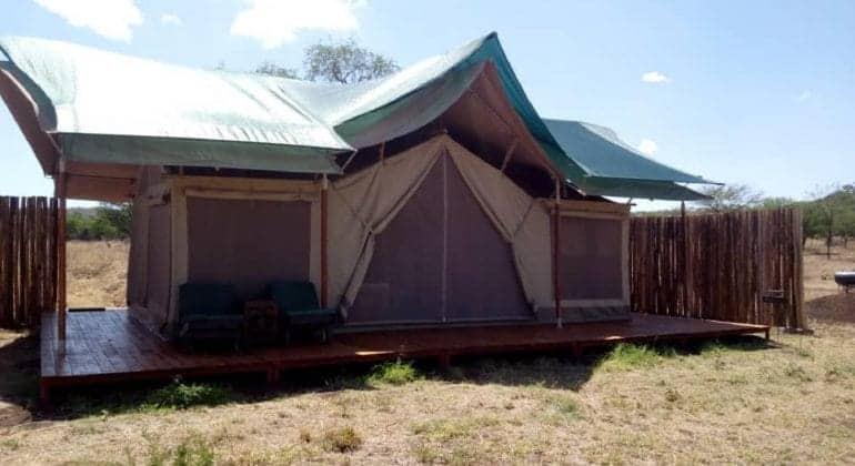Asanja Moru Tent 1