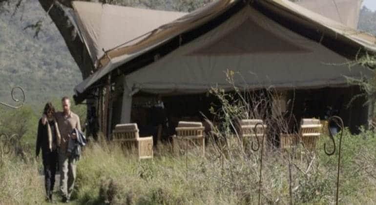 Asanja Moru Tent