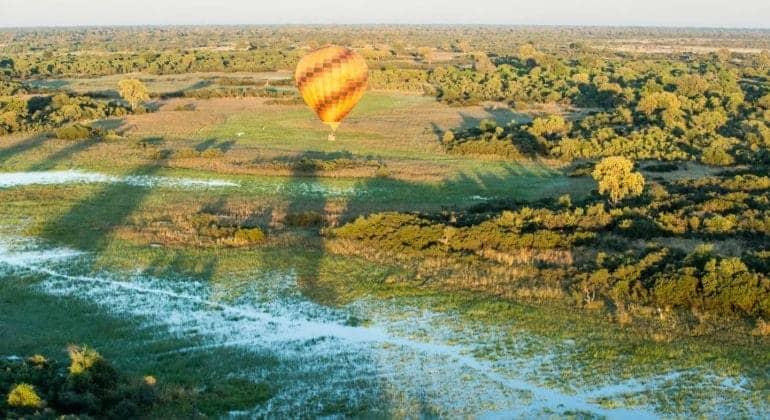 Kadizora Camp Balloon
