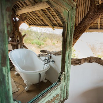 Ithumba Private Bathroom