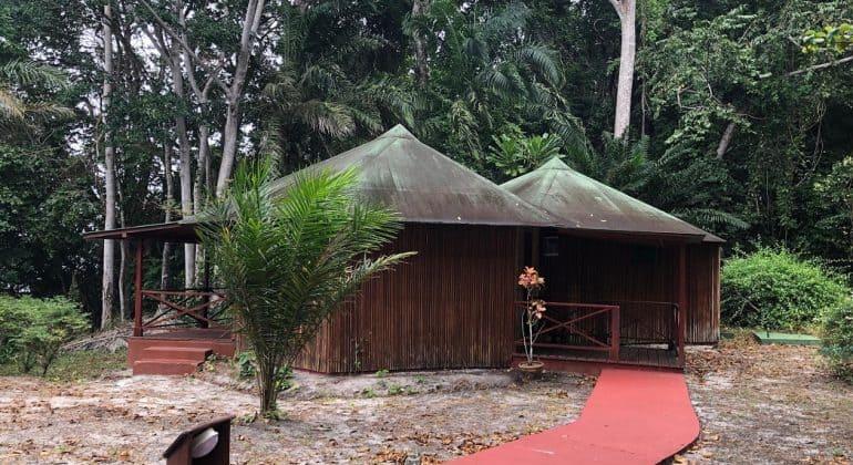 Loango Lodge Outdoor