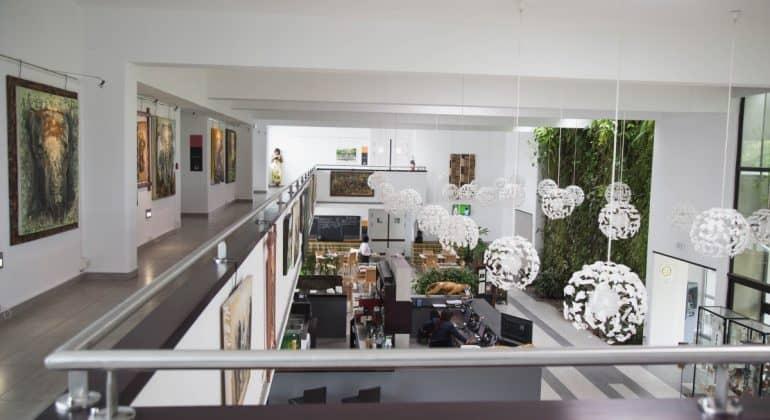 Onomo Indoors