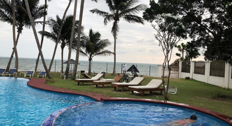 Residence Oceane Poolside