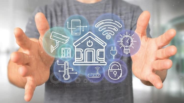 Transforma tu vivienda en una casa inteligente.