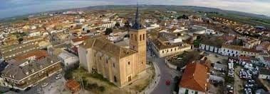 Chalet en Torrejón de Velasco.