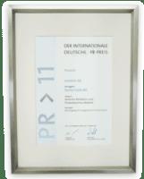 2011: Finalist Deutscher PR-Preis